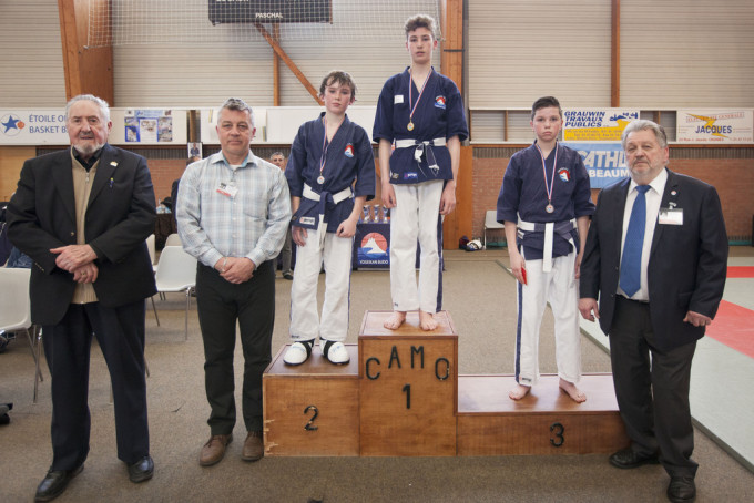 Championnats de France de Yoseikan Budo 2016